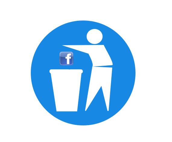 "Kaip visam laikui ištrinti ""Facebook"" anketą 2?"