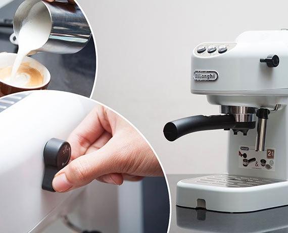 """Ieškai gero kavos aparato? Rekomenduoju """"Delonghi EC 250"""""""
