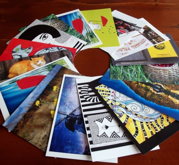 Kur internete nusipirkti atvirukų postcrossing'ui? Antra dalis