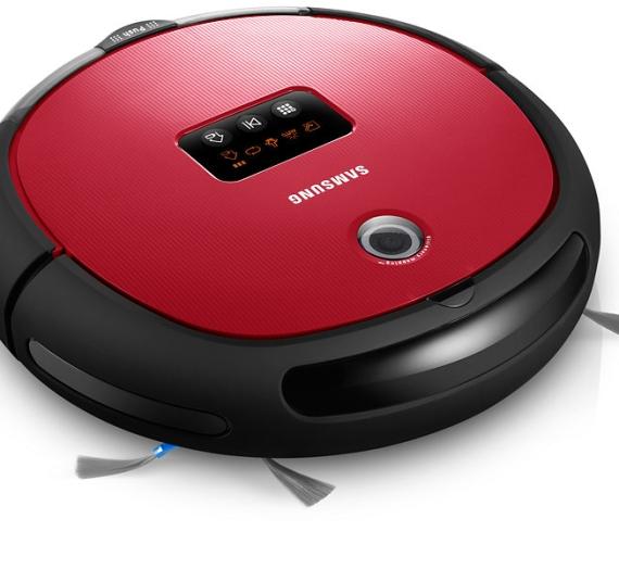 """Apžvalga: robotas dulkių siurblys """"Samsung Navibot SR8730"""""""