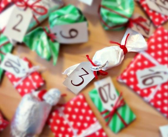 Blogmas diena Nr.3: apie bjaurius kalėdinius megztinius ir trečioji advento kalendoriaus dovanėlė