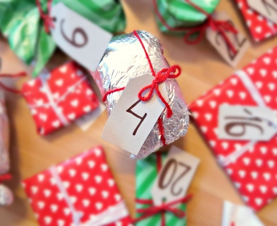 Blogmas diena Nr.4: žmonės, siųskit atvirlaiškius! Plius ketvirtoji advento kalendoriaus dovana