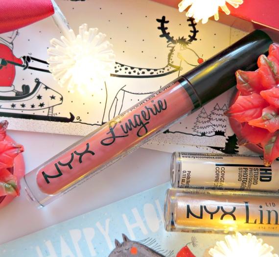 """Apžvalga: NYX skysti matiniai lūpų dažai """"Lip Lingerie"""""""