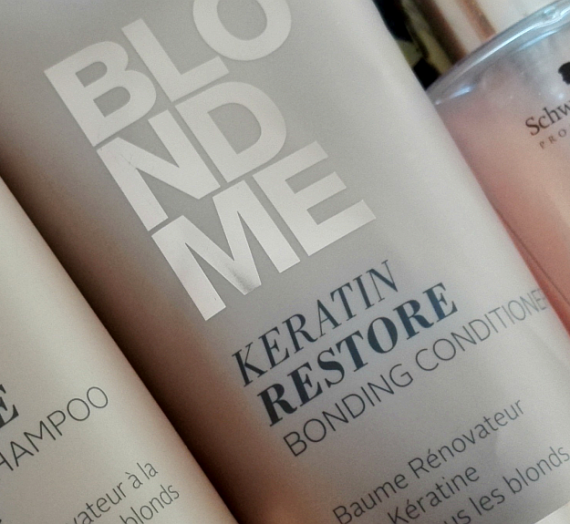 """Svečiuose Inga. Blondinėms: plaukų priežiūros linija """"BlondMe"""" iš """"Schwarzkopf Professional"""""""