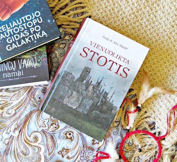 Geriausios liepą skaitytos knygos: fantastika, trileriai, meilė, postapokalipsė ir kt…