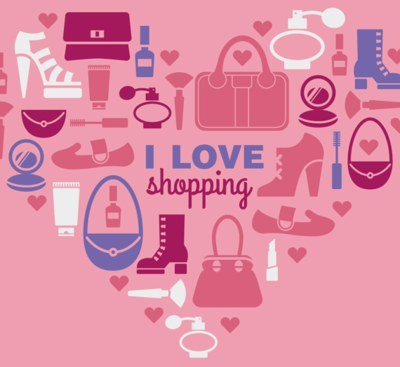 Šopaholikės užrašai: suknelė, batai, auskarai ir krūva palaidinių