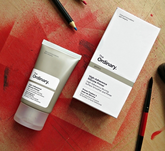 "Apžvalga: ""The Ordinary"" makiažo bazė ""High-Adherence Silicone Primer"""