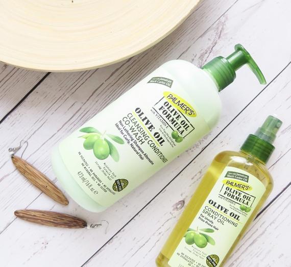 "Dar viena šampūno alternatyva: ""Palmer's"" plaunantis kondicionierius ""Olive Oil Formula"""