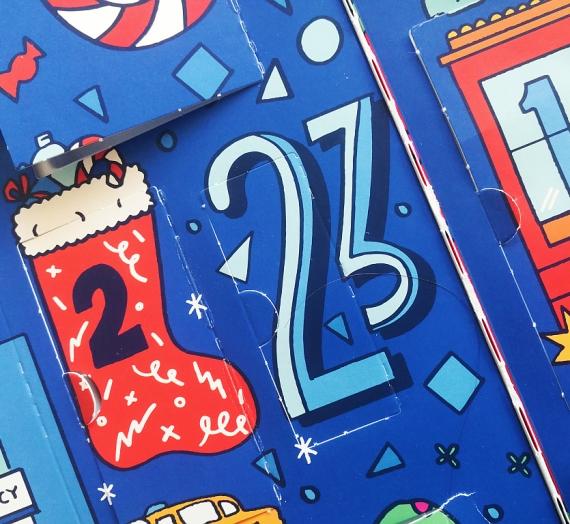 Advento kalendorius: diena nr. 23