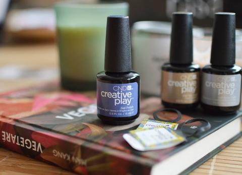 CND Creative Play | Grožio Blogas