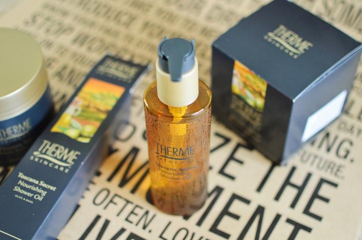 Therme Toscana Secret | Grožio blogas