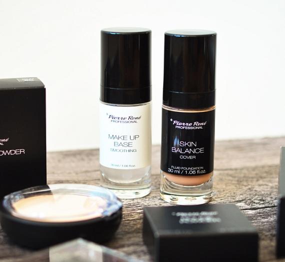 """Apžvalga: """"Pierre René"""" makiažo produktai veidui: bazė, pagrindas """"Skin Balance"""" ir kompaktinė pudra"""