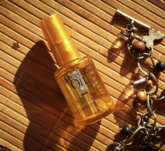 "Apžvalga: ""L'Oreal Professionnel"" maitinamasis plaukų aliejus ""Mythic Oil"""