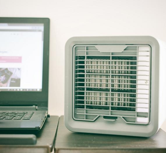 Po karštos vasaros: oro vėsintuvo apžvalga