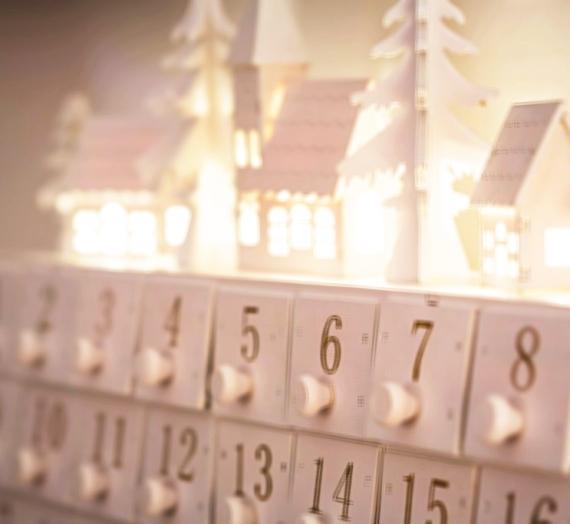 Advento grožio kalendoriai 2018