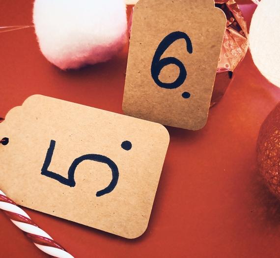 Advento kalendorius (5-6): DIY dovanos idėja