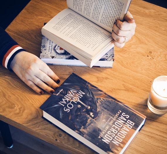 Knygų apžvalga. Sausis 2019