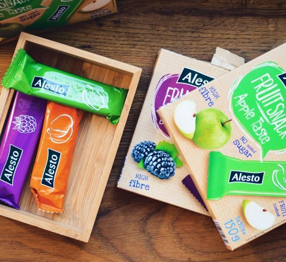 """Atradimas iš """"Lidl"""": vaisiniai batonėliai be pridėtinio cukraus"""