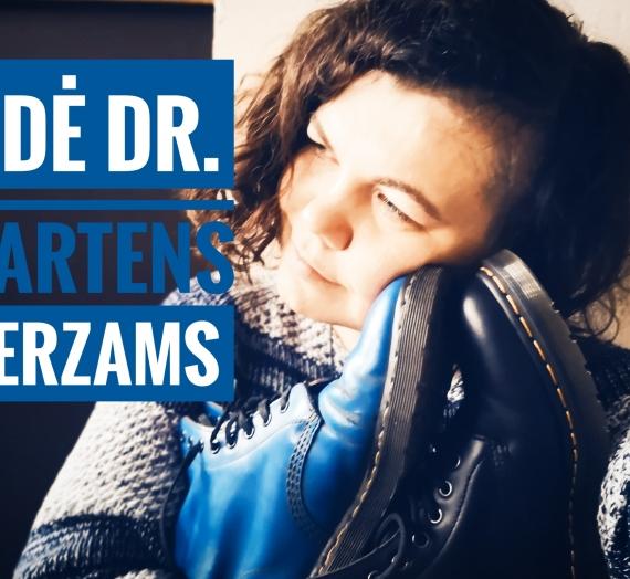 Mano meilė kerzams ir kaip pranešioti naujus Dr. Martens