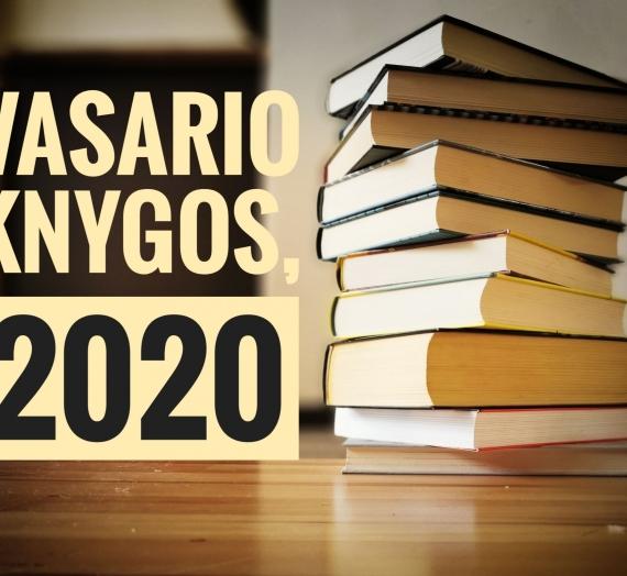 Vasario knygos, 2020