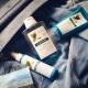 """Apžvalga: """"Klorane"""" valomasis šampūnas su vandeninės mėtos ekstraktu """"Anti-Pollution"""""""