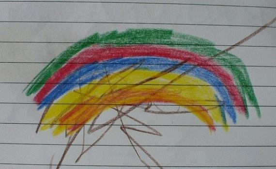 Kaip įsiminti vaivorykštės spalvas?