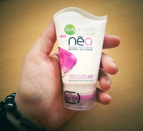 """Apžvalga: """"Garnier"""" kreminis dezodorantas """"Neo"""""""