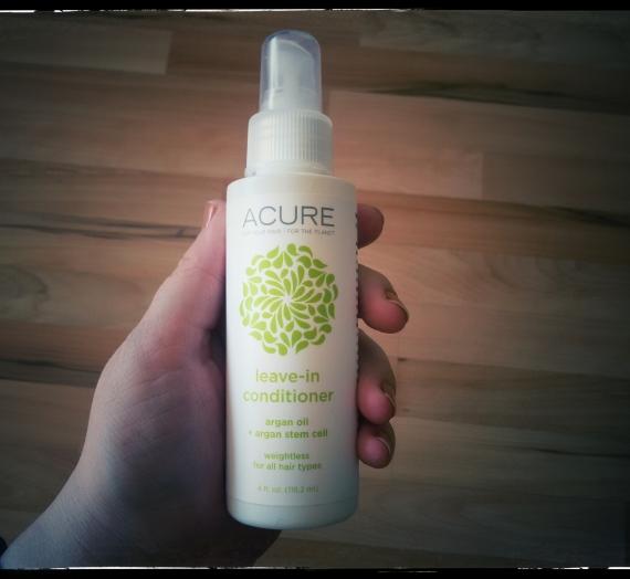 """Apžvalga: """"Aucure Organics"""" nenuplaunamas plaukų kondicionierius"""