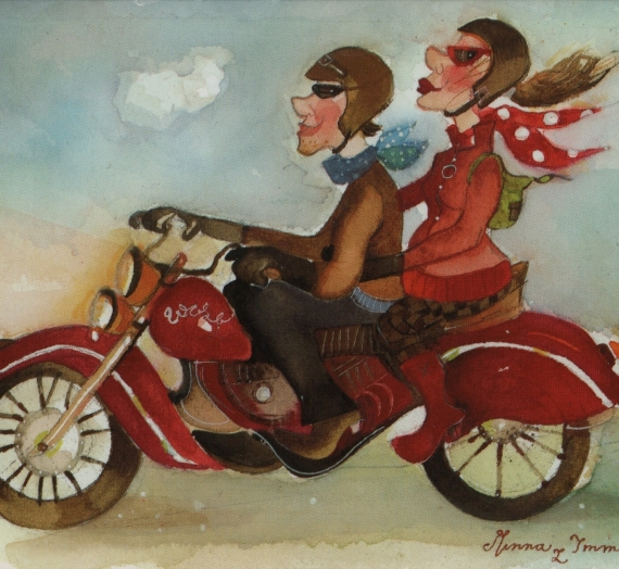 Motociklu į darbą ir į šventę! Ką rengtis?