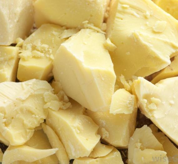 Rekomendacija: kakavos sviestas – maistas, vaistas ir kosmetika