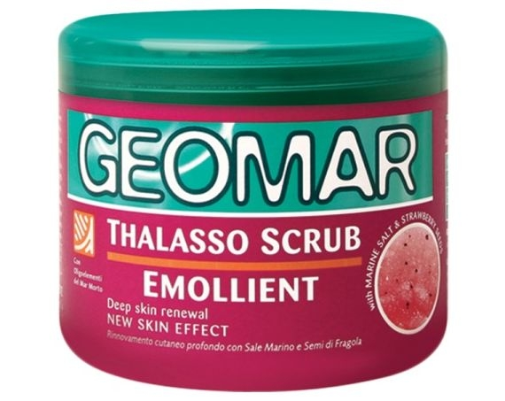 """Svečiuose Inga. Atsiliepimas apie šveitiklį """"Geomar Thalasso Scrub Emollient"""""""