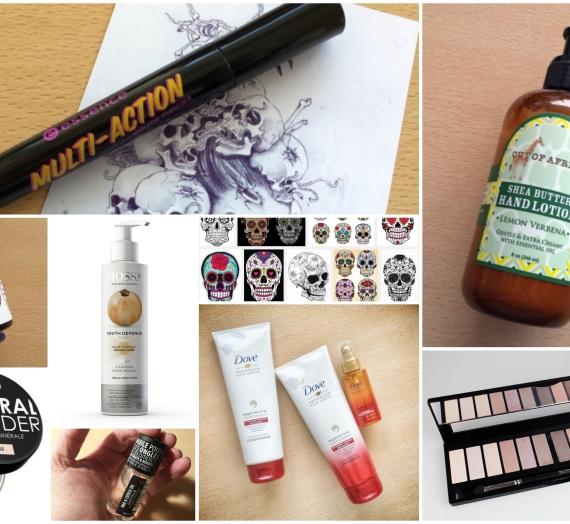 Labiausiai sausio mėnesį džiuginę produktai ir trumpas materialių svajonių sąrašas!