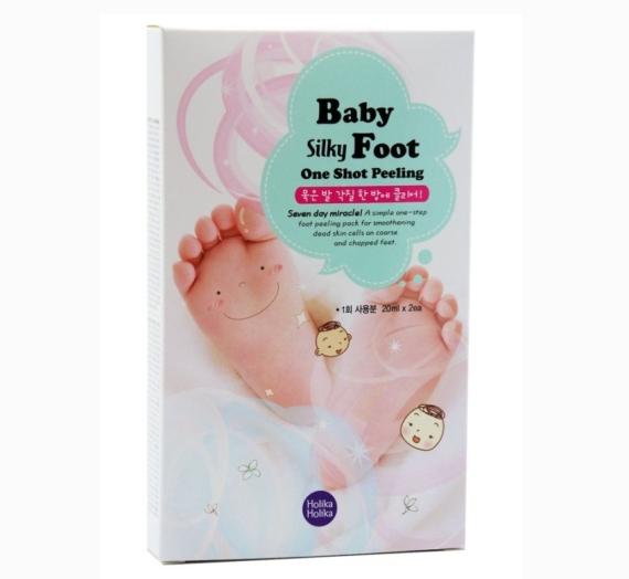 """Svečiuose Inga. Atsiliepimas apie """"Baby Silky Foot"""" odą nudiriančią pėdų kaukę iš """"Holika Holika"""""""