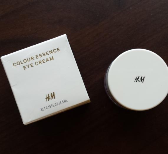 """Atsiliepimas: H&M kreminiai akių šešėliai. """"Shy Violet"""" spalva"""