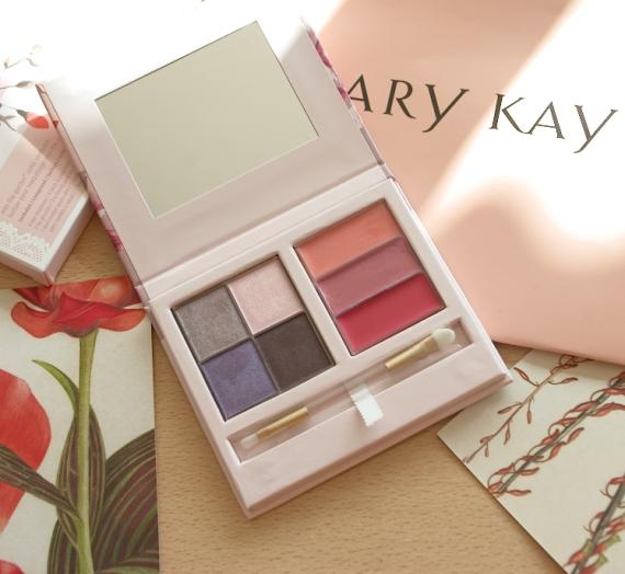 """Apžvalga: """"Mary Kay"""" makiažo paletė iš """"Into the Garden"""" kolekcijos"""