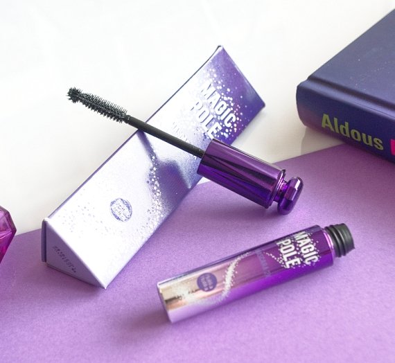 "Apžvalga: ""Holika Holika"" blakstienų tušas ""Magic Pole Mascara 2X Long & Curl"""