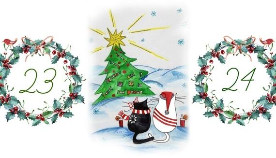 Blogmas pabaiga! Kalėdiniai paplepėjimai, padėkos, džiaugsmai!