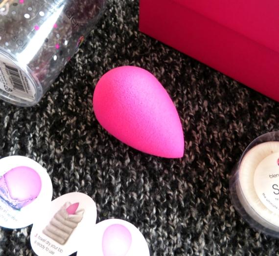 """Apžvalga: makiažo kempinėlė  """"BeautyBlender® Original"""""""