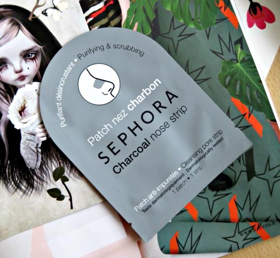 """Įspūdis: """"Sephora"""" nosies porų valymo juostelė"""