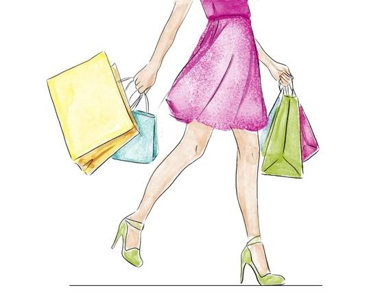 Šopaholikės užrašai: batai, suknelė, kalnas lūpdažių ir kaukolė