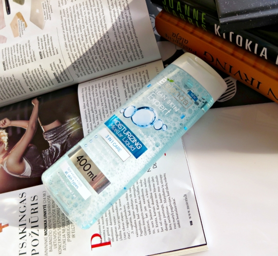 "Apžvalga: ""Bielenda"" drėkinamasis micelinis vanduo ""3 in 1 Clean Skin Expert"""