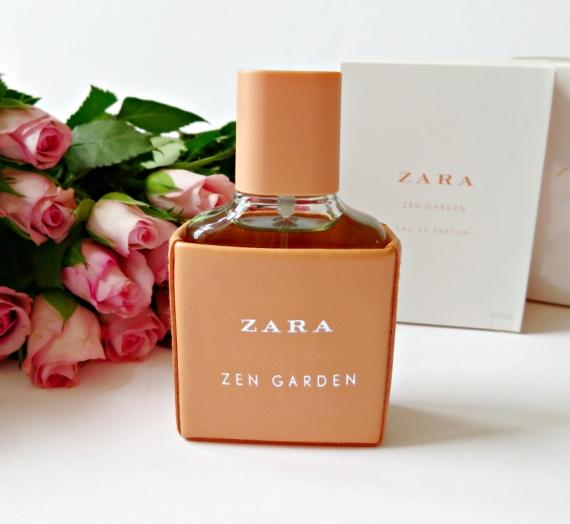 """Apžvalga: ko vertas """"Zara"""" parfumuotas vanduo"""