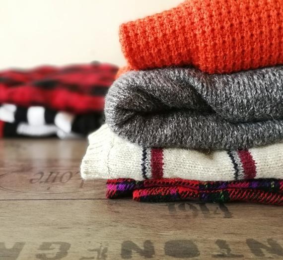 Šopaholikės užrašai: geriausi drabužiai vyrų skyriuje! Kalnas megztinių iš SH