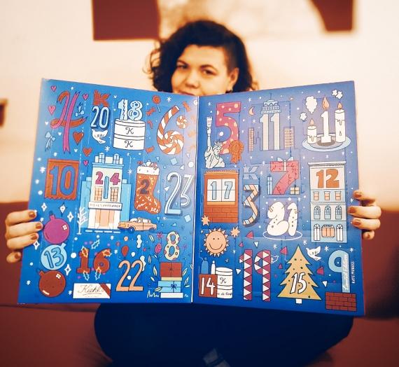 """""""Kiehl's"""" advento kalendorius: ar buvo verta? Pirmas įspūdis apie produktus"""
