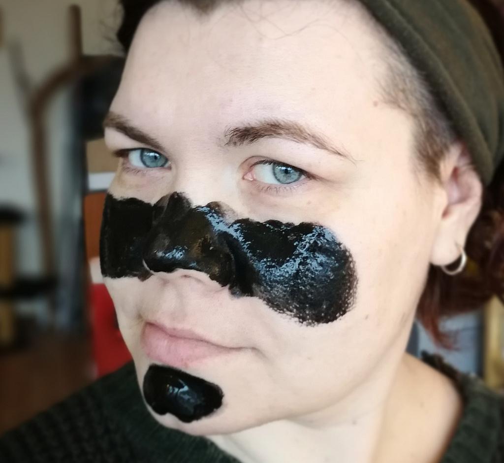 Iroha detox veido kaukė   Grožio blogas