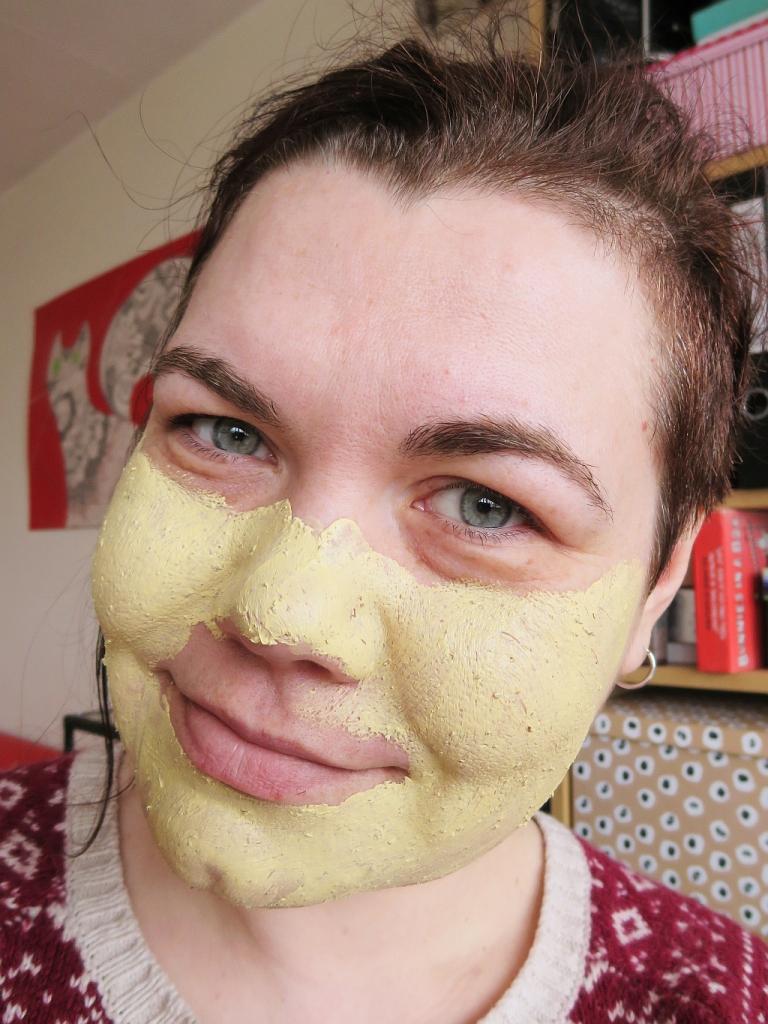 Kiehl's mask | Grožio blogas
