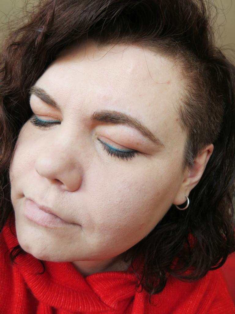 gosh metal eyes | Grožio blogas