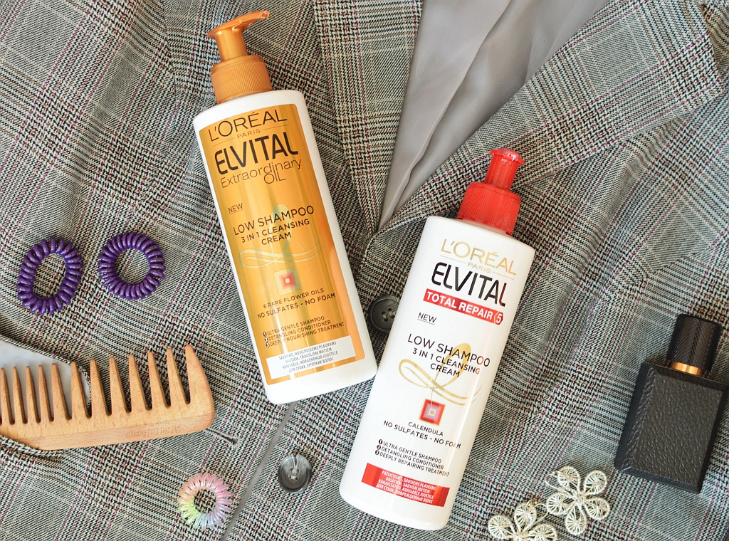"Loreal Elvital ""Low Shampoo"" | Grožio blogas"