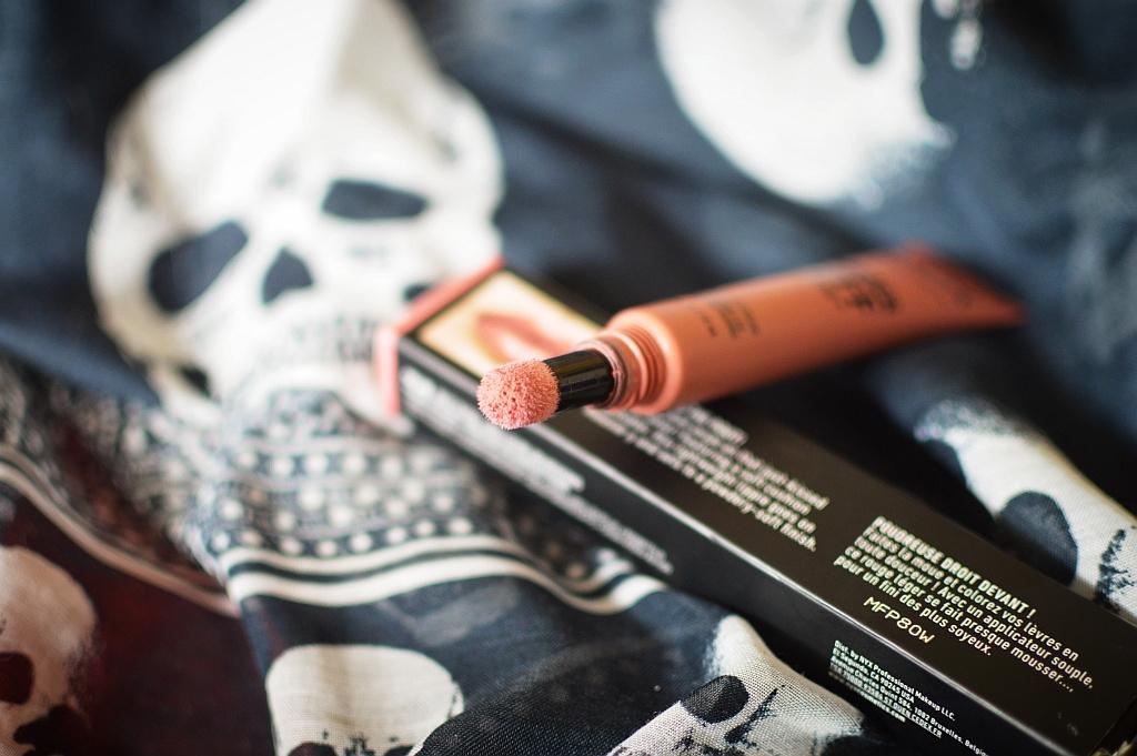 NYX powder puff | Grožio blogas