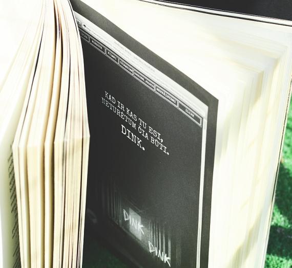 Trys mano balandžio knygos: nusikaltimai ir tyrimai